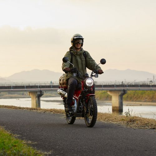 2021 Honda TRAIL125 ABS Gallery Image 3