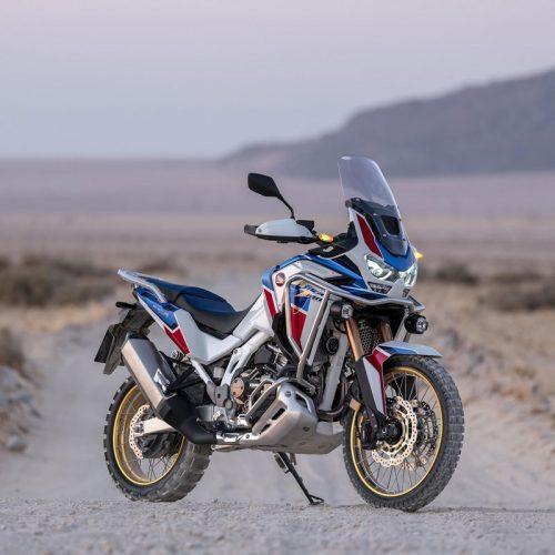 2021  Honda Africa Twin Gallery Image 4