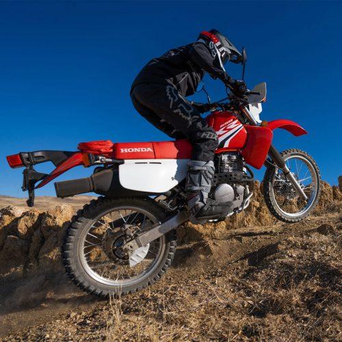 2021 Honda XR650L Gallery Image 4