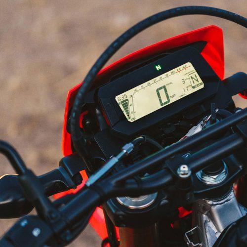 2021 Honda CRF300L Gallery Image 4