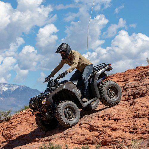 2021 Honda FourTrax Rancher Gallery Image 4
