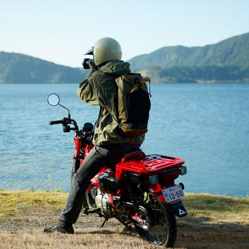 2021 Honda TRAIL125 ABS Gallery Image 4