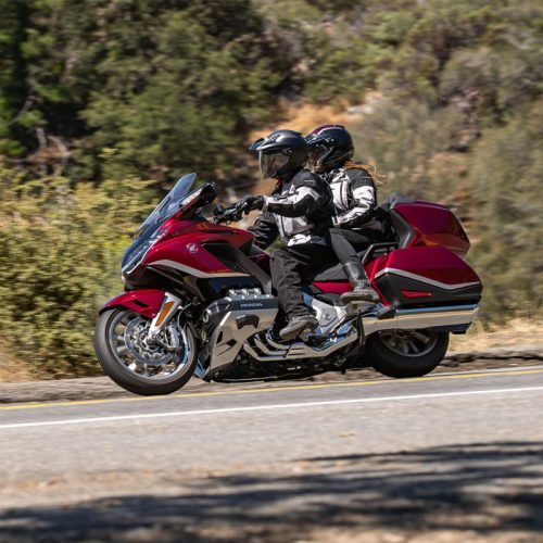 2021 Honda Gold Wing Tour Gallery Image 4