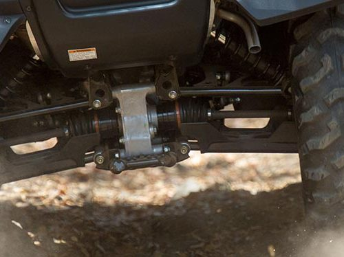 2021 Honda Fourtrax Rincon Gallery Image 4