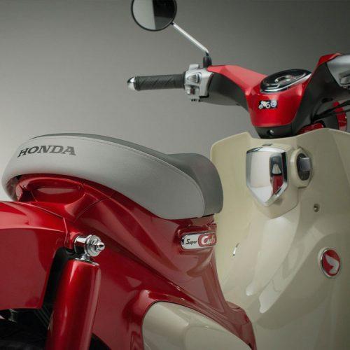 2021 Honda Super Cub C125 Gallery Image 3