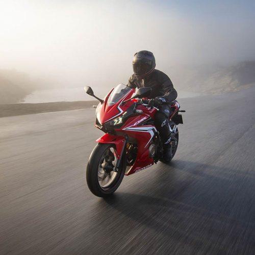 2021 Honda CBR500R ABS Gallery Image 3