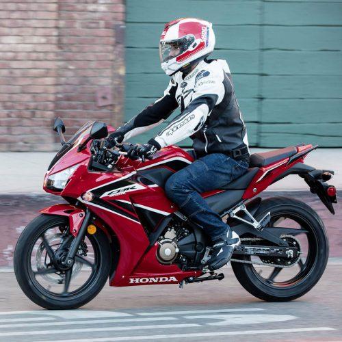 2021 Honda CBR300R Gallery Image 3