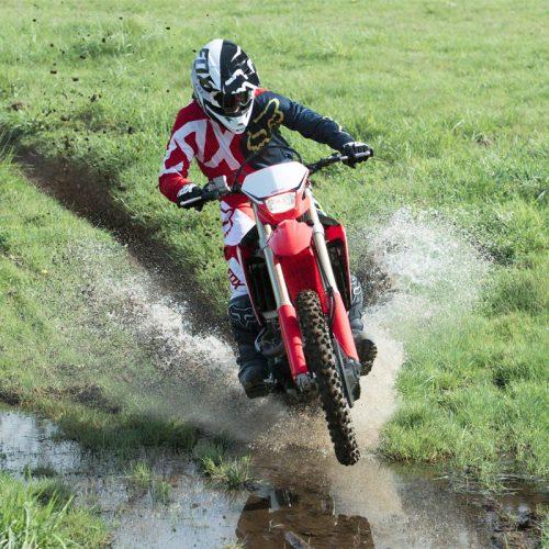 2021 Honda CRF450X Gallery Image 1