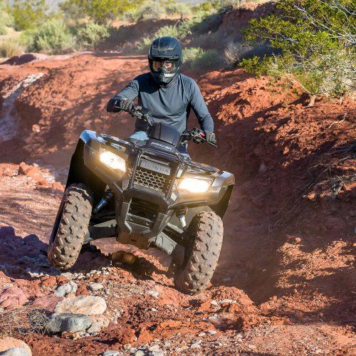 2020 Honda FourTrax Rancher Gallery Image 1