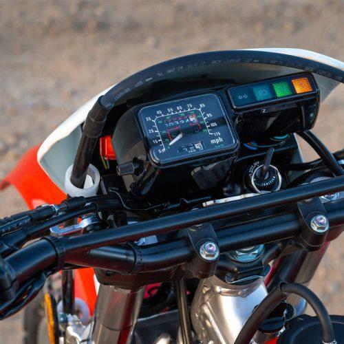 2021 Honda XR650L Gallery Image 1