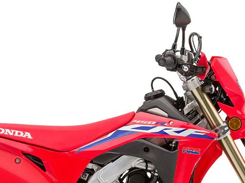 2021 Honda CRF450RL Gallery Image 1