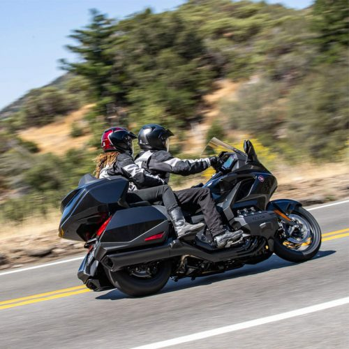 2021 Honda Gold Wing Tour Gallery Image 1