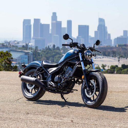2021 Honda REBEL 300 Gallery Image 1