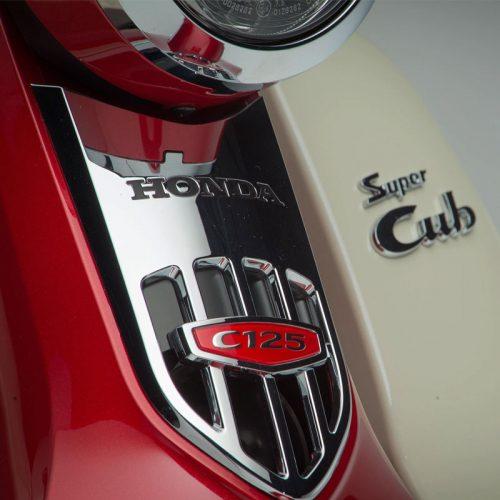 2021 Honda Super Cub C125 Gallery Image 4