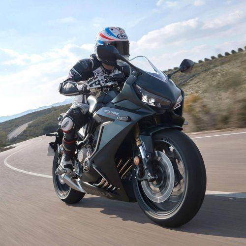 2021 Honda CBR650R ABS Gallery Image 4