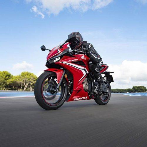 2021 Honda CBR500R ABS Gallery Image 4