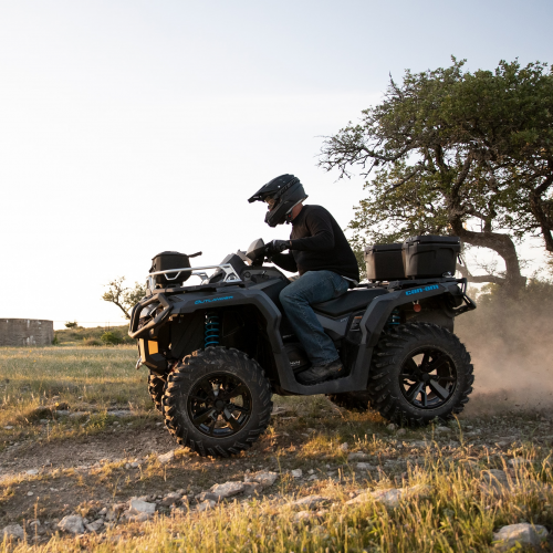 2021 Can-Am Outlander Max 6X6 DPS 650 Gallery Image 3