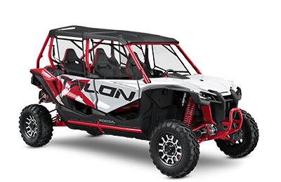 2021 Honda 1000X-4 Fox Live Valve