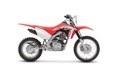 2021 Honda CRF125F