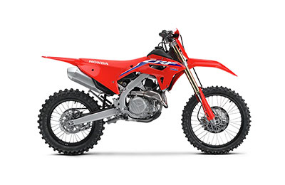 2021 Honda CRF250R