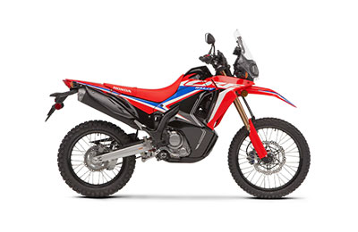 2021 Honda CRF300L RALLY