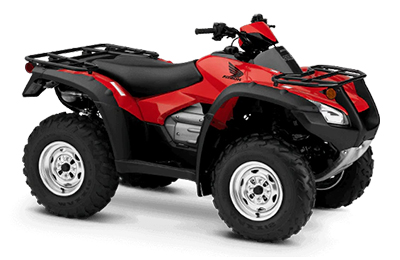 2021 Honda Fourtrax Rincon