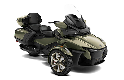 2021 Can-Am Spyder RT Sea-To-Sky