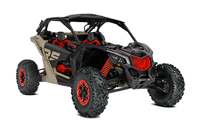 2021 Can-Am Maverick X3 X RS Turbo RR with Smart-Shox