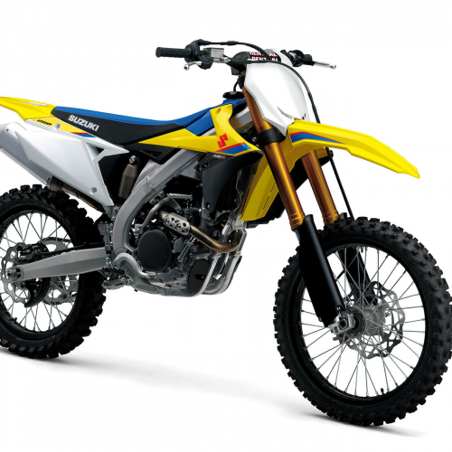 2021 Suzuki RM-Z250 Gallery Image 2