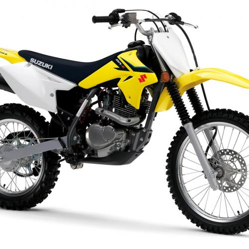 2021 Suzuki DR-Z125L Gallery Image 1