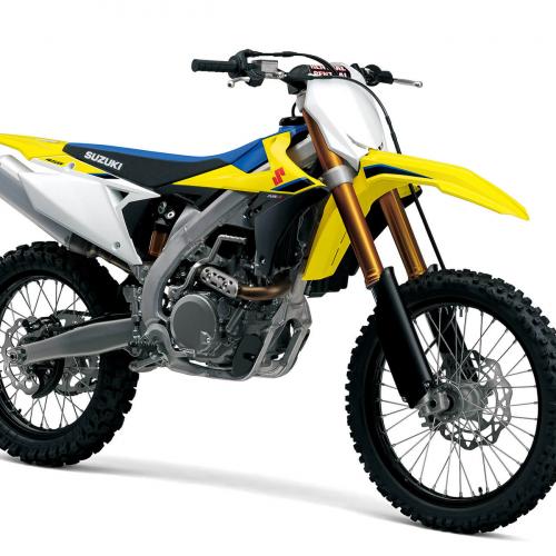 2021 Suzuki RM-Z450 Gallery Image 1