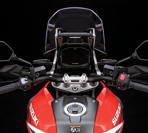 2021 Suzuki V-STROM 1050XA Adventure Gallery Image 2