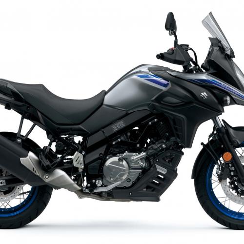 2021 Suzuki V-STROM 650XA Gallery Image 4