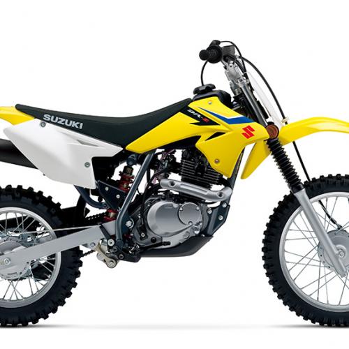 2021 Suzuki DR-Z125 Gallery Image 1