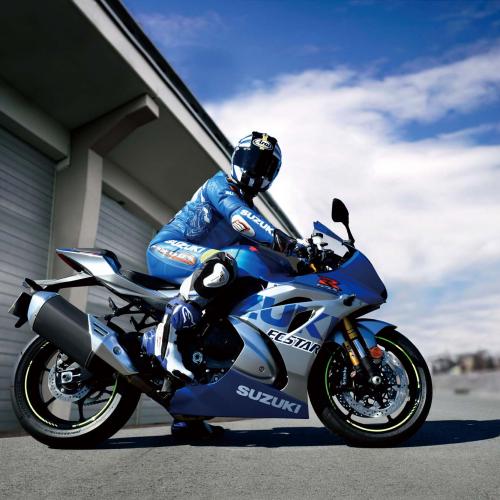 2021 Suzuki GSX-R1000RZ Gallery Image 3