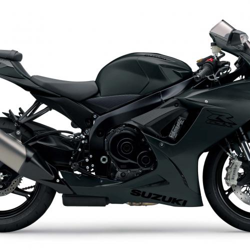 2021 Suzuki GSX-R600 Gallery Image 1