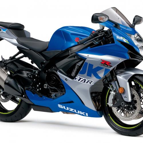 2021 Suzuki GSX-R600 Gallery Image 2