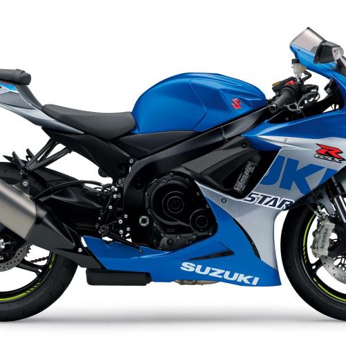 2021 Suzuki GSX-R600 Gallery Image 3