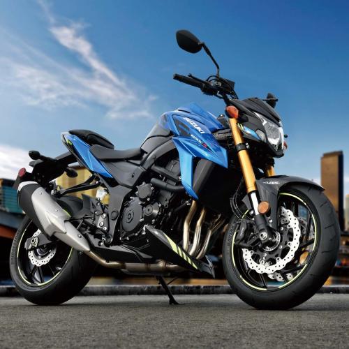 2021 Suzuki GSX-S750 Gallery Image 2