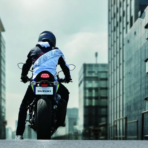 2021 Suzuki GSX-S750 Gallery Image 4