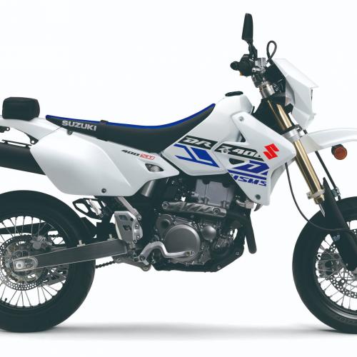 2021 Suzuki DR-Z400SM Gallery Image 2