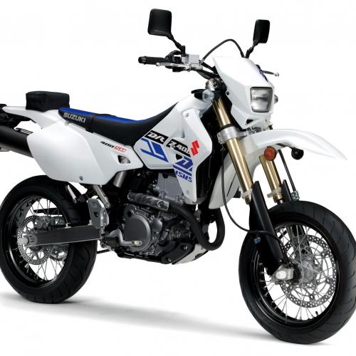 2021 Suzuki DR-Z400SM Gallery Image 1