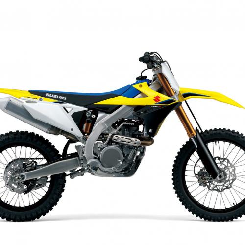 2021 Suzuki RM-Z450 Gallery Image 2