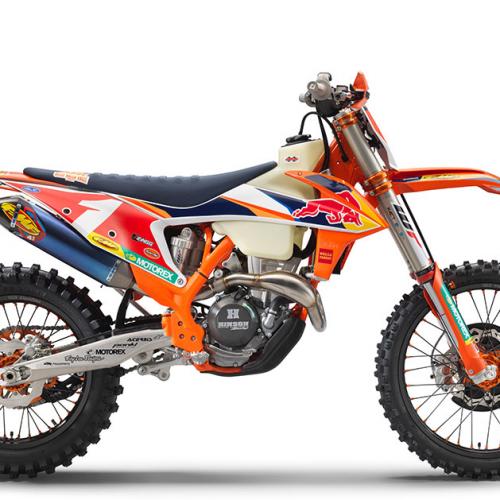 2021 KTM 350 XC-F Kailub Russell Gallery Image 2
