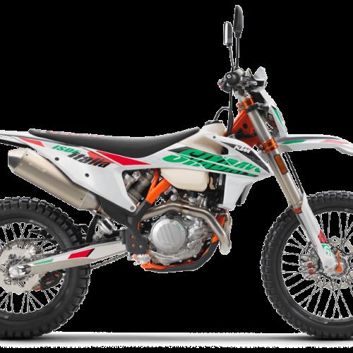 2021 KTM 500 EXC-F Six Days Gallery Image 3