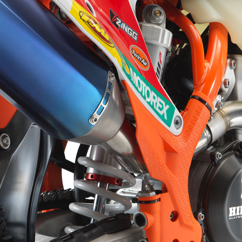 2021 KTM 350 XC-F Kailub Russell Gallery Image 1