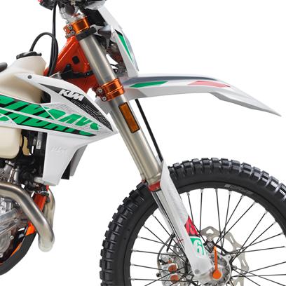 2021 KTM 500 EXC-F Six Days Gallery Image 4