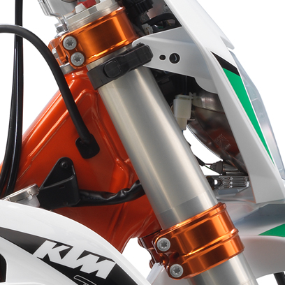 2021 KTM 500 EXC-F Six Days Gallery Image 2