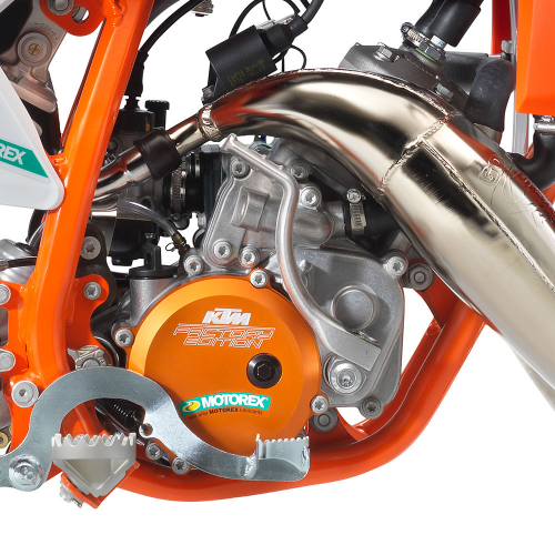 2021 KTM 50 SX Factory Edition Gallery Image 4