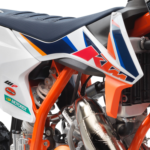 2021 KTM 50 SX Factory Edition Gallery Image 1